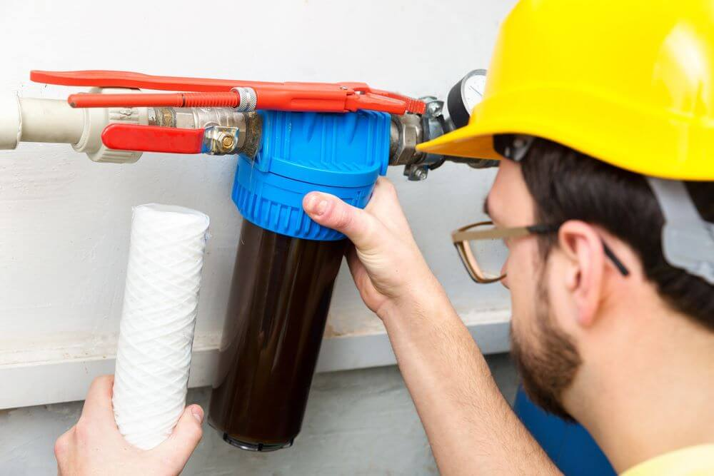 Domestic Water Filtration System